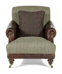 Tetrad Harris Tweed Taransay Ladies Chair