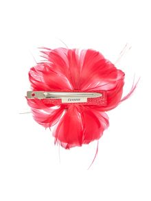 Linea Suzy feather clip