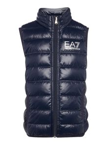 EA7 Junior Boys Padded Gilet