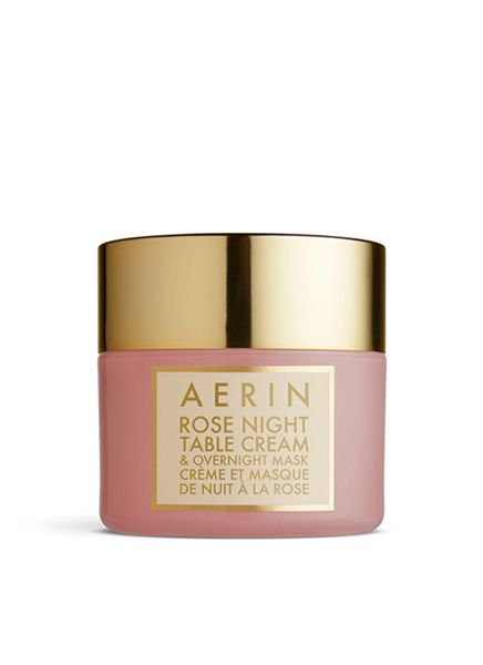 Aerin Rose Night Table Cream & Overnight Mask 50ml