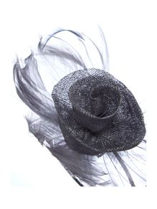 Linea Sandy flower fascinator