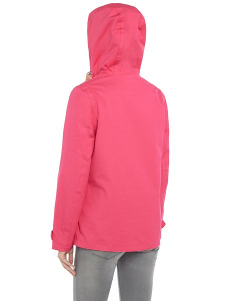 Joules Coast waterproof hooded jacket