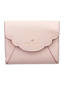 Kate Spade New York Leewood Place Tavy scallop medium flapover purse