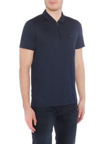 Michael Kors Zip detail polo shirt