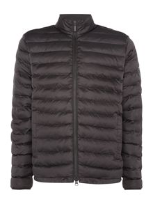 Barbour Baffle quilted jacket