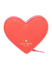 Kate Spade New York Be Mine Red Coin Purse