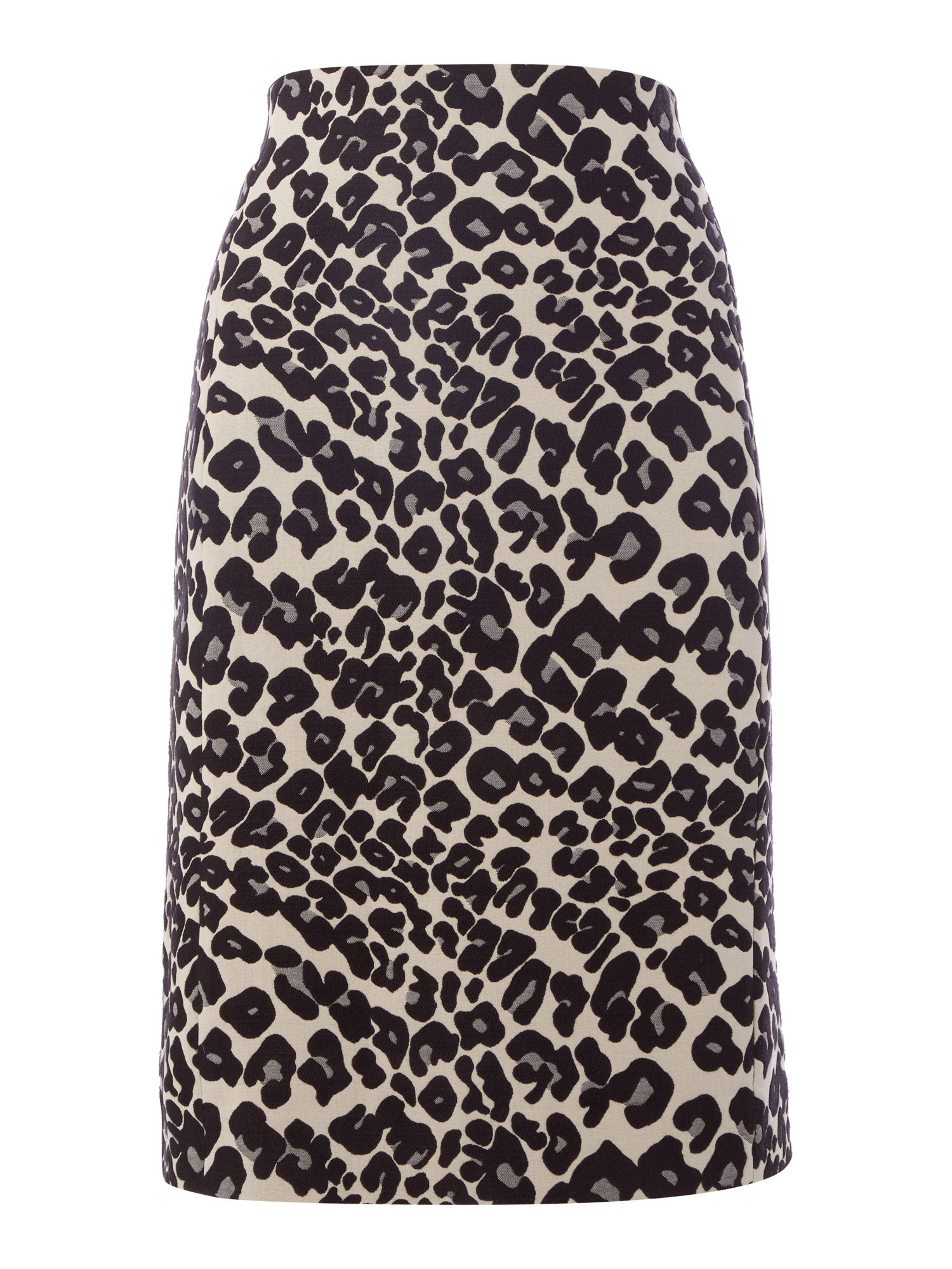 In Wear Animal print skirt, Leopard