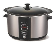 Morphy Richards Sear & Stew 6.5L Digital Slow Cooker