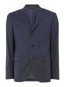 Gant Diamond G Jersey Button-Through Travel Blazer