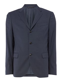 Jersey Button-Through Travel Blazer