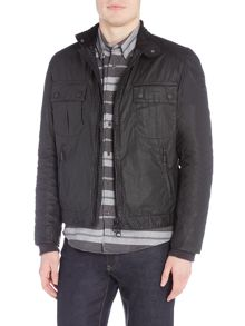 Barbour Two pocket dry wax oil jacket