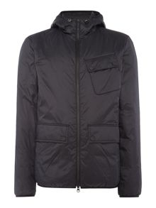 Barbour Chest pocket catcher nylon jacket