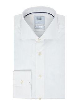 Regular Fit Non Iron Poplin Shirt