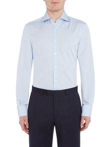 Smyth and Gibson Regular Fit Non Iron Poplin Shirt