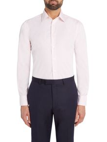 Smyth and Gibson Slim Fit Non Iron Poplin Shirt