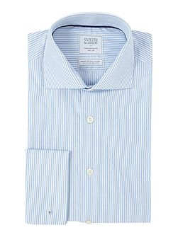 Regular Fit Bengal Stripe Non Iron Shirt