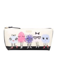 Kate Spade New York Monsters Cos Case
