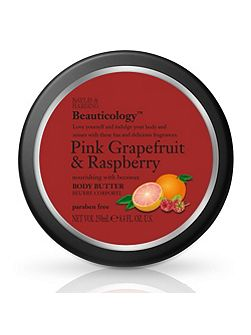 Beauticology Pink Grapefruit & Raspberry Butter