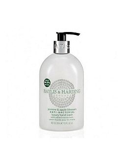 Jasmine & Apple Blossom Anti Bacterial Hand Wash