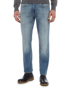 7 For All Mankind Slimmy Foolproof Slim Fit MNE Light Wash Jeans