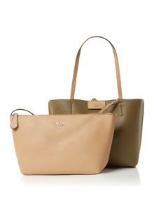 Guess Bobbi reversible tote bag