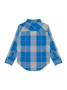 Joules Boys Bright Check Shirt