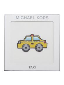 Michael Kors Jet set go taxi sticker