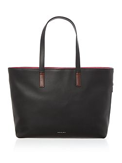 Colour tip tote bag