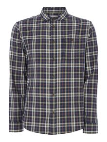 Criminal Burino LS Check Shirt