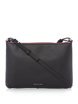 Colour tip crossbody bag