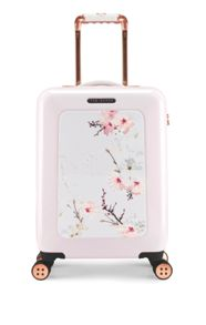 Ted Baker Oriental blossom 8 wheel cabin suitcase