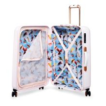 Ted Baker Oriental blossom 8 wheel medium suitcase
