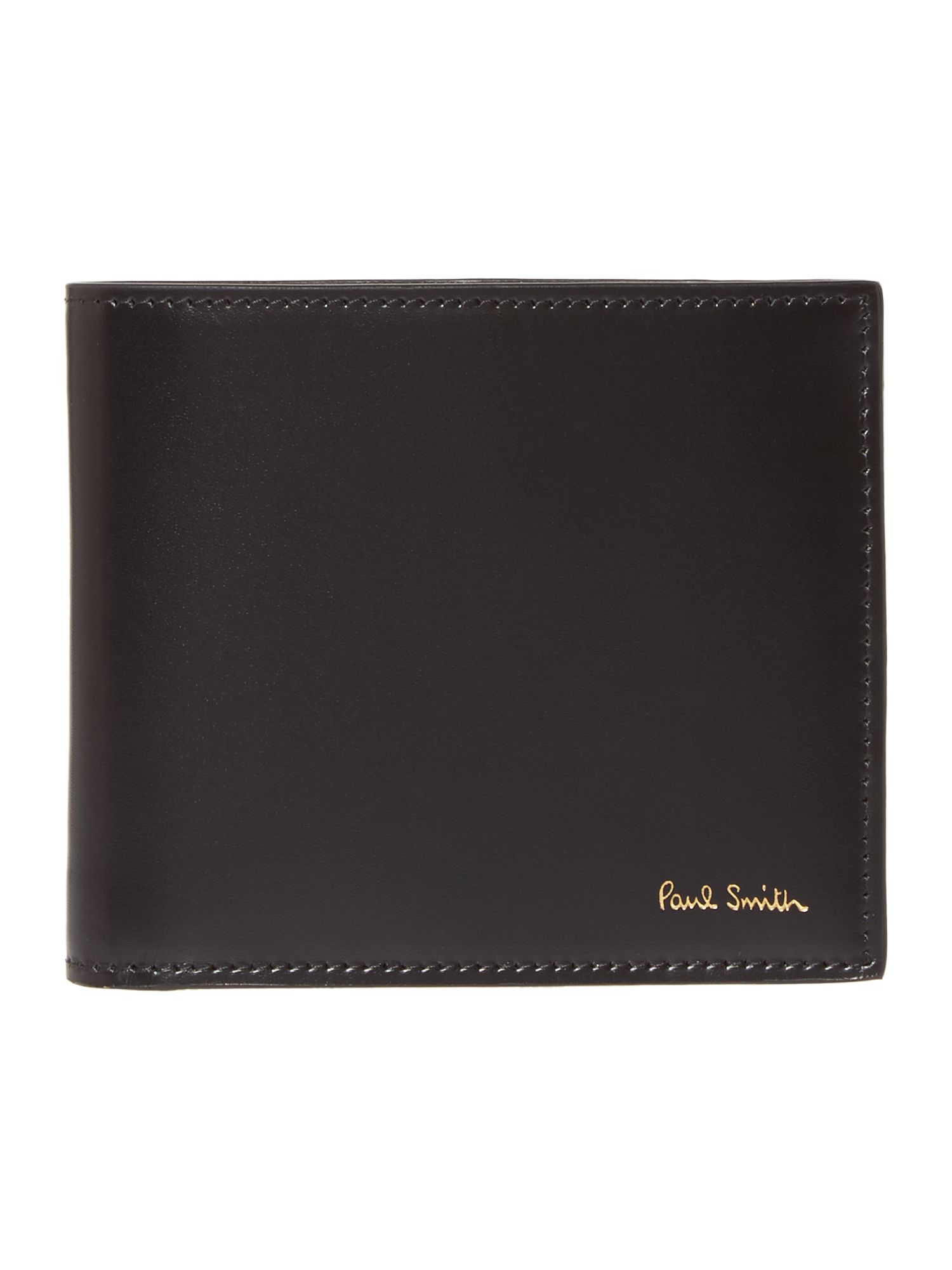 Paul Smith Naked Lady Billford Wallet Black