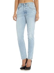 Levi's 501 Skinny Jeans in Clear Minds