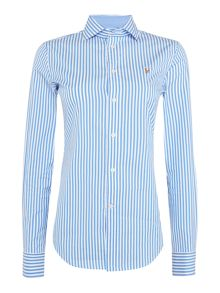 Polo Ralph Lauren Kendal-long sleeve shirt