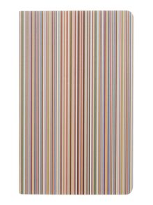 Paul Smith London Medium Multi Stripe Notebook