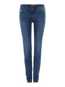 Levi's 712 Slim Jeans in blue vista