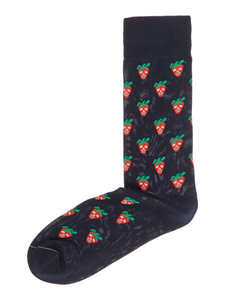 Paul Smith London Mini Strawberry Sock