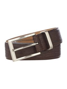 Howick Tailored Mock Lizard Belt