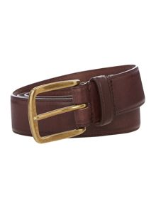 Linea Edge Stitch Belt