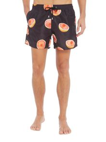 Paul Smith London Grapefruit Print Swim Short
