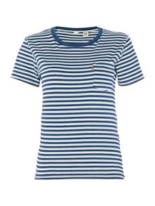 Levi's The Perfect Pocket Tee Jersey Top