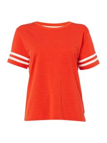 Levi's Athletic Tee Jersey Top