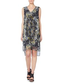 Label Lab Villier printed dress