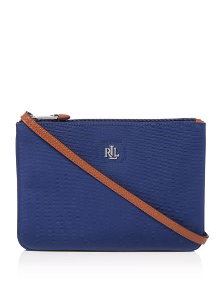 Lauren Ralph Lauren Bainbirdge Navy Cross body bag