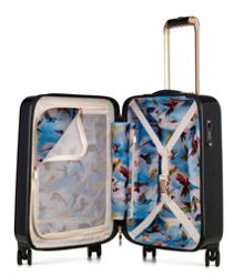 Ted Baker Gem garden 8 wheel cabin suitcase