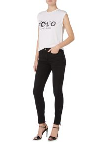 Polo Ralph Lauren High rise skinny ankle denim jeans