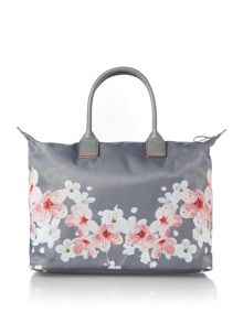 Ted Baker Large blossom print tote bag