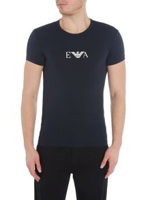 Emporio Armani Basic Stretch Cotton Tee