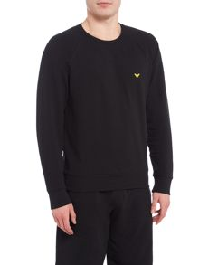 Emporio Armani Large Eagle Sweatshirt